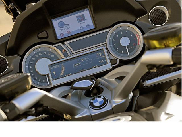 Comparativa BMW K 1600 GTL y Honda Gold Wing 1800