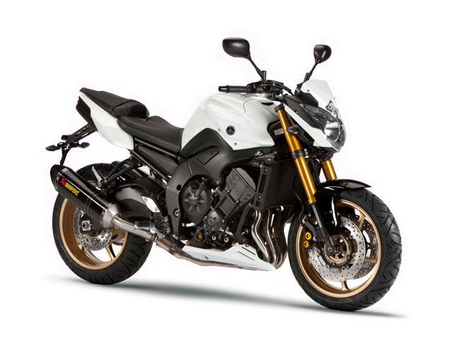 Yamaha FZ8 N y Fazer8 Sport