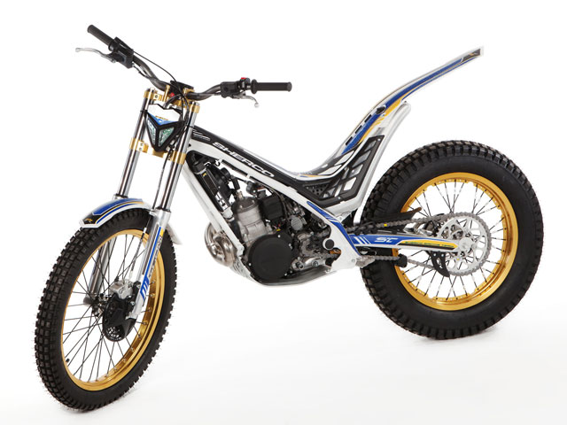 Nuevo modelo Sherco ST para 2012