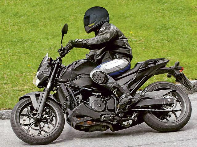 Honda NM1 Naked