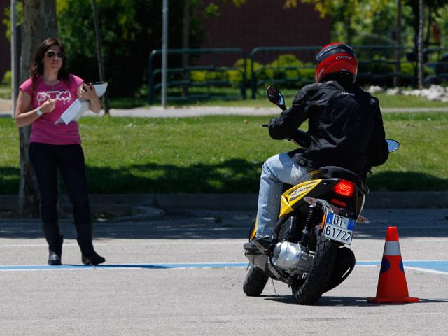 Comparativa de scooter 125