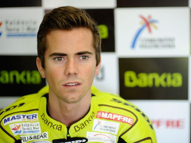 """Nico Terol: """"En Indianápolis conseguí mi primera victoria"""""""