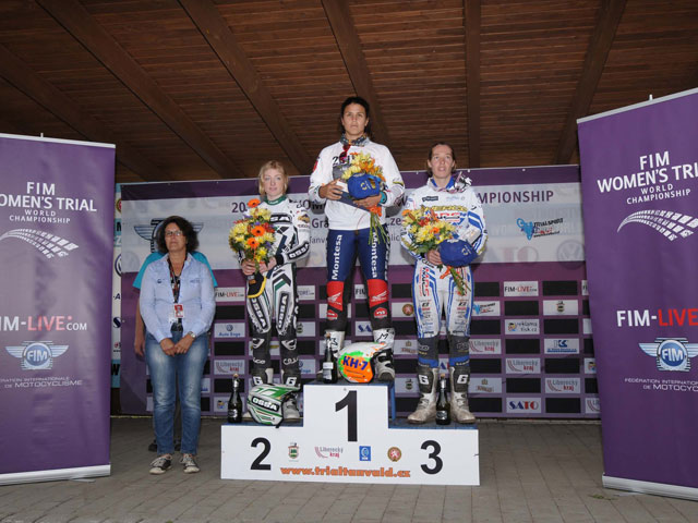 Laia Sanz, 11 títulos de Campeona del Mundo