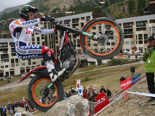 Toni Bou logra su quinto título de Campeón del Mundo de Trial