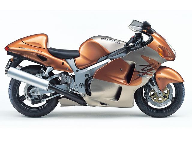 Comparativa histórica de las motos más potentes del mercado