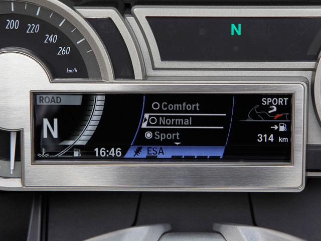 BMW K 1600 GT/GTL
