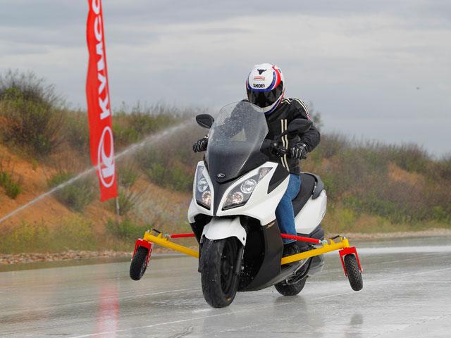 Kymco Super Dink 300i ABS