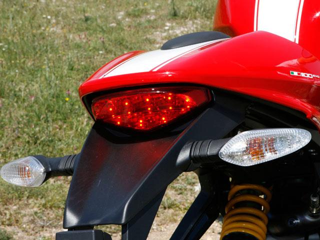 Imagen de Galeria de Ducati Monster 1100 EVO
