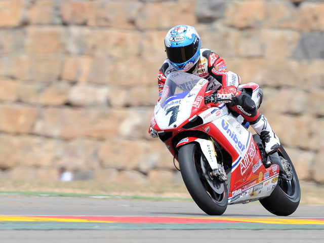 Carlos Checa Campeonato del Mundo de Superbike Motorland