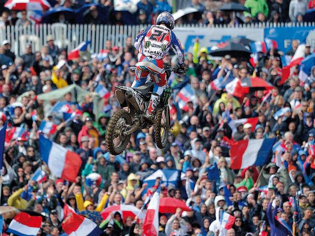 Estados Unidos gana el Motocross de las Naciones