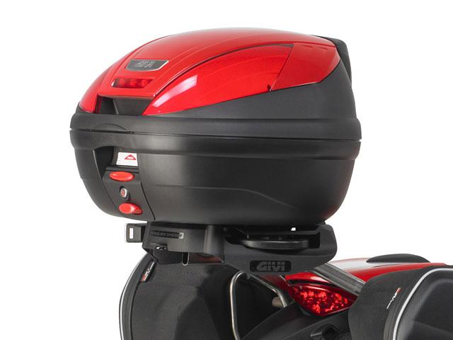 Accesorios Givi para la Ducati Monster 1100 Evo