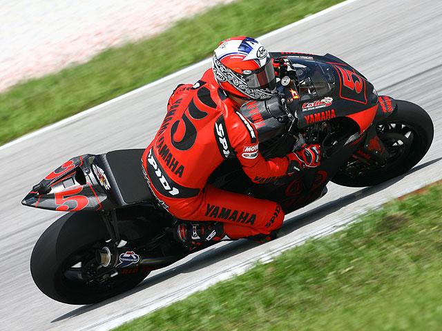Suzuki reina en Sepang