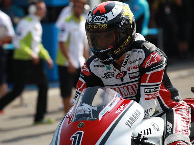 Jorge Lorenzo: Será muy difícil luchar por el podio y por la victoria
