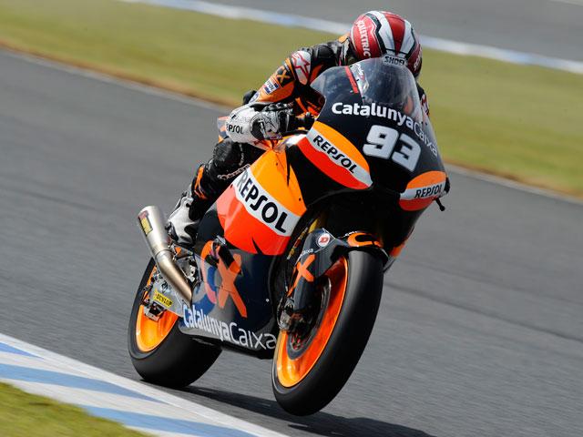 """Imagen de Galeria de Stoner, Márquez y Zarco saldrán desde las """"pole position"""" en el GP Japón"""