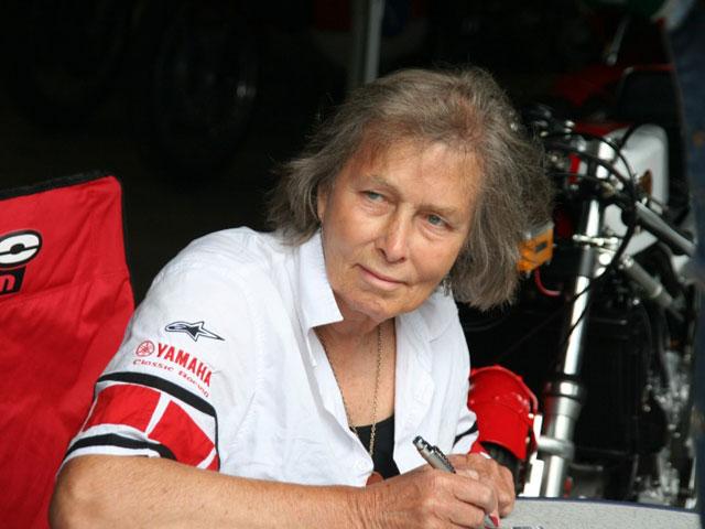 Mujeres en el Mundial de MotoGP