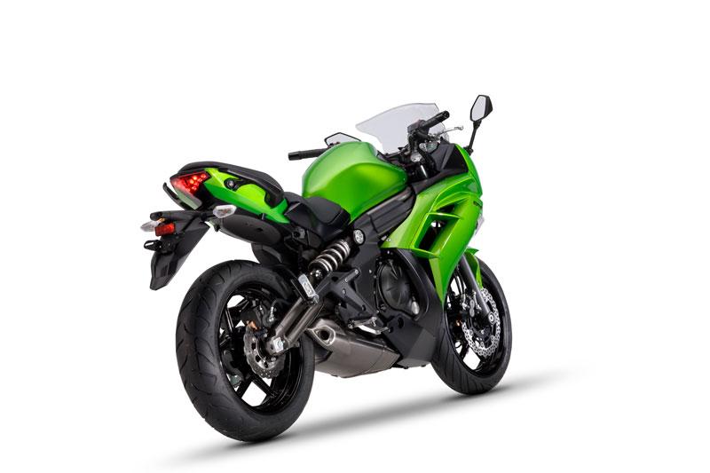 Novedades 2012 Kawasaki