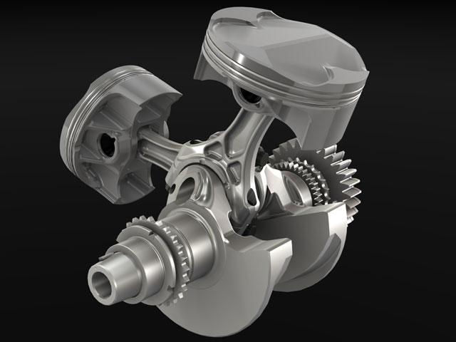 Nuevo motor Ducati 1199 Panigale