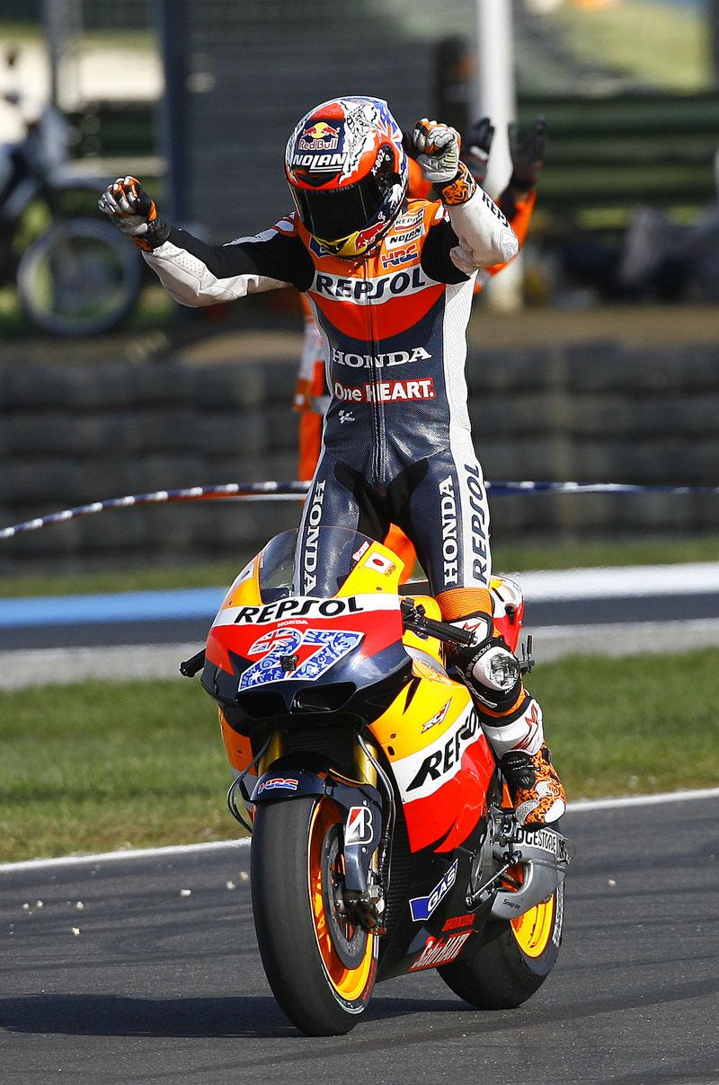 Fotos Gran Premio de Australia de MotoGP 2011
