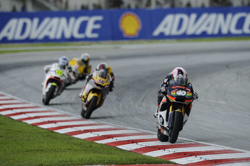 Gran Premio de Malasia Moto2