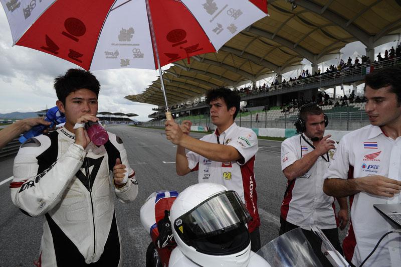 Galería de fotos del Gran Premio de Malasia de Moto2