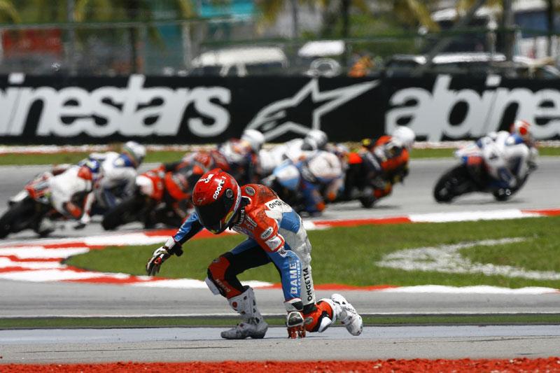 Galería de fotos del Gran Premio de Malasia de 125cc