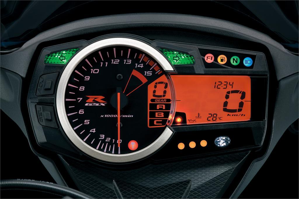 Suzuki GSX-R 1000 2012Suzuki GSX-R 1000 2012
