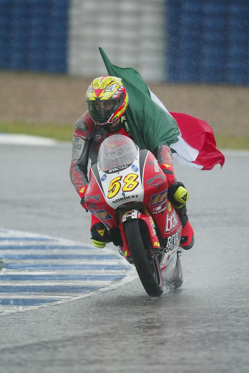 Marco en 125 cc