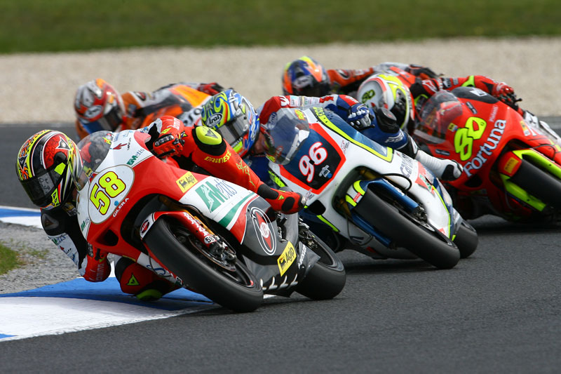 GP Australia 2006, 250 cc