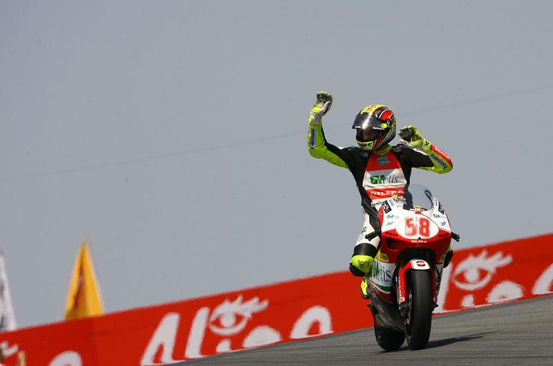 Simoncelli 2008. 250 cc