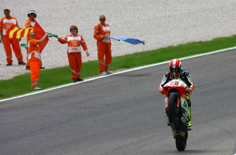GP de Italia 2008. 250 cc