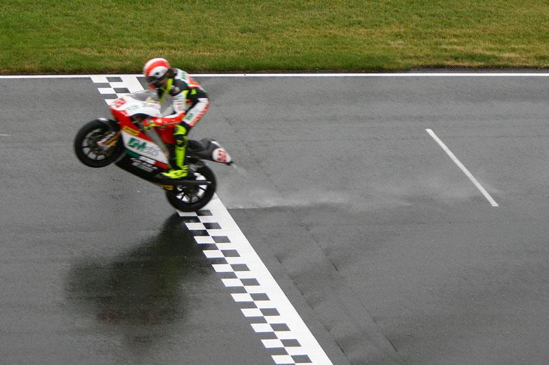 GP de Alemania 2008. 250 cc
