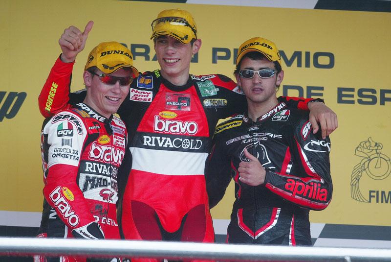 GP Jerez, 125 cc (2004)