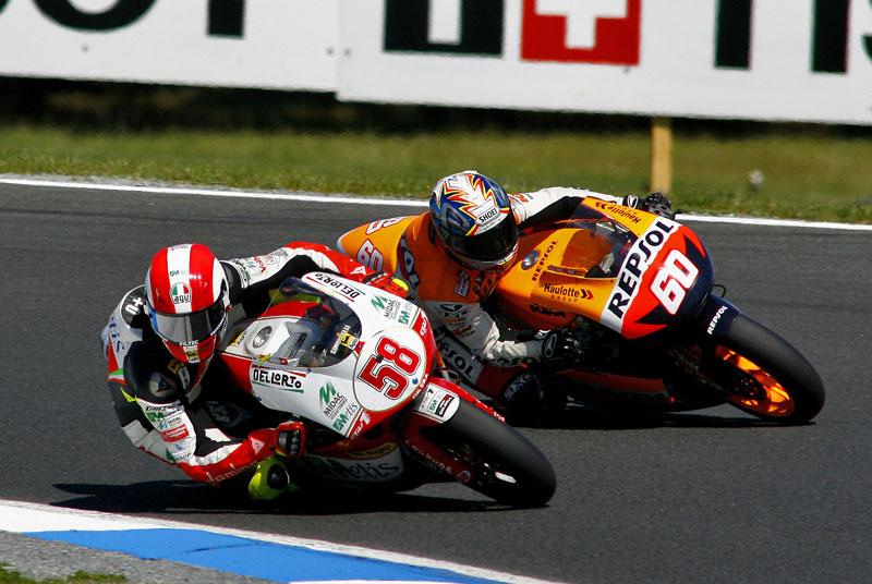 Gp de Japón 2008. 250 cc. Simoncelli, Simón