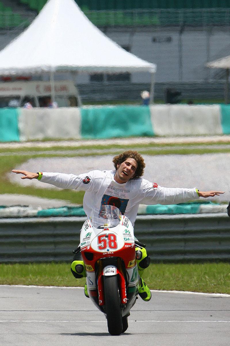 GP de Malasia 2008. 250 cc