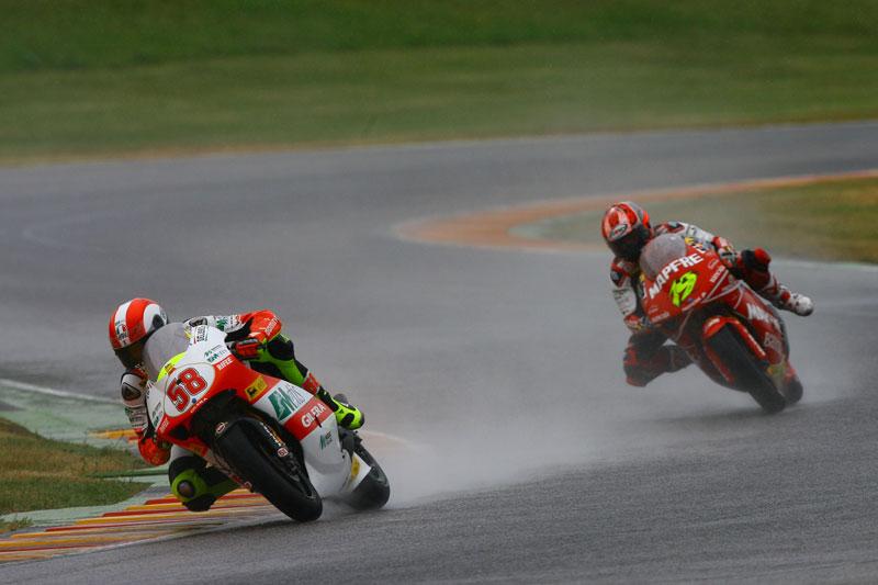 GP de Italia 2009. 250 cc