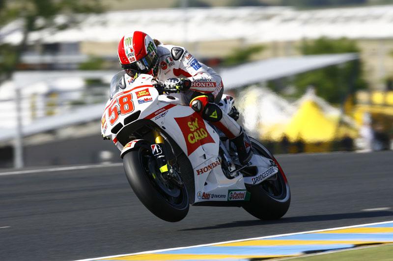 GP de Francia 2011. MotoGP
