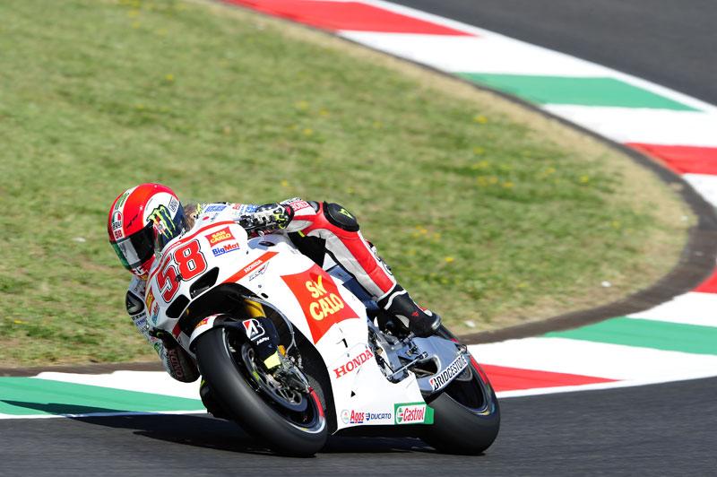 GP de Italia 2011. MotoGP
