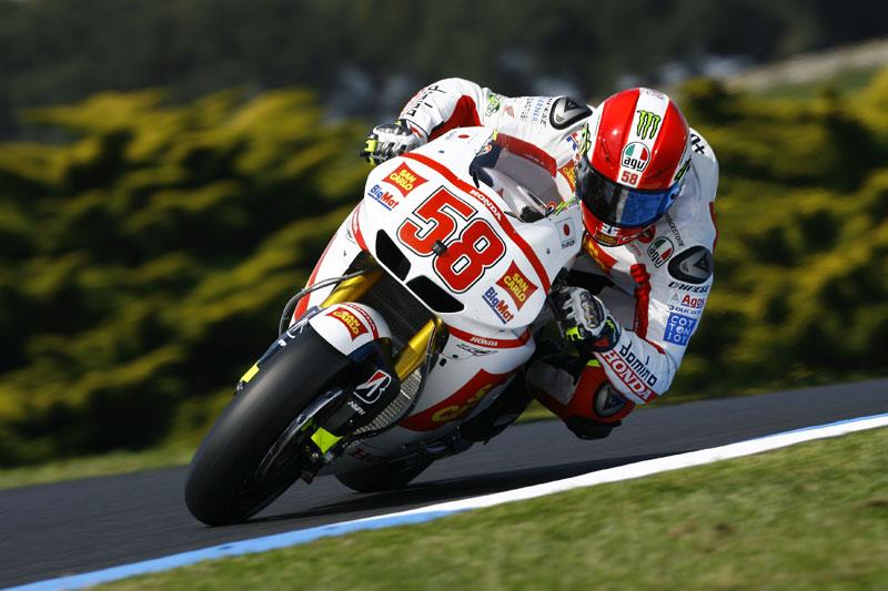 GP Australia 2011. MotoGP