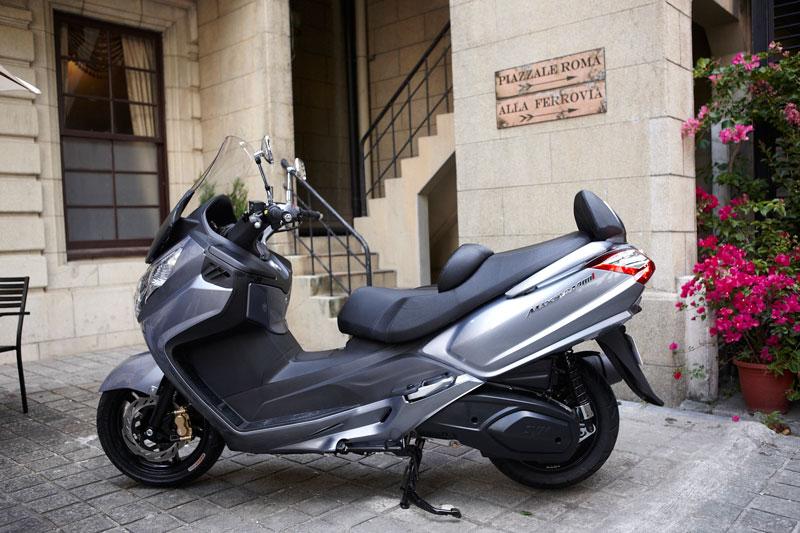 SYM MaxSYM 400
