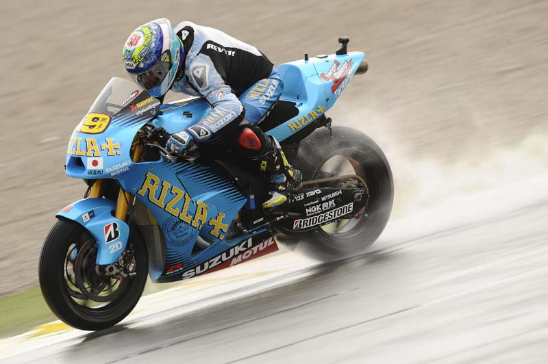 Galería de fotos homejane a Simoncelli GP de Valencia