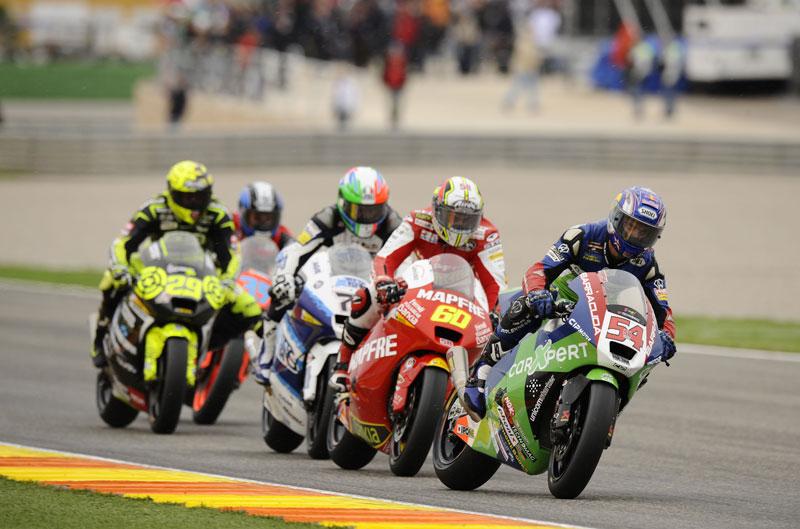 Galería de fotos del Gran Premio de Valencia de Moto2