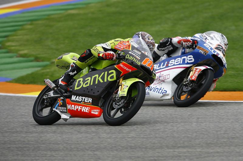 Galería de fotos del Gran Premio de Valencia de 125cc