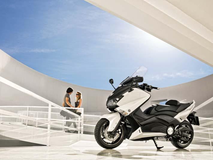 Yamaha T Max 2012
