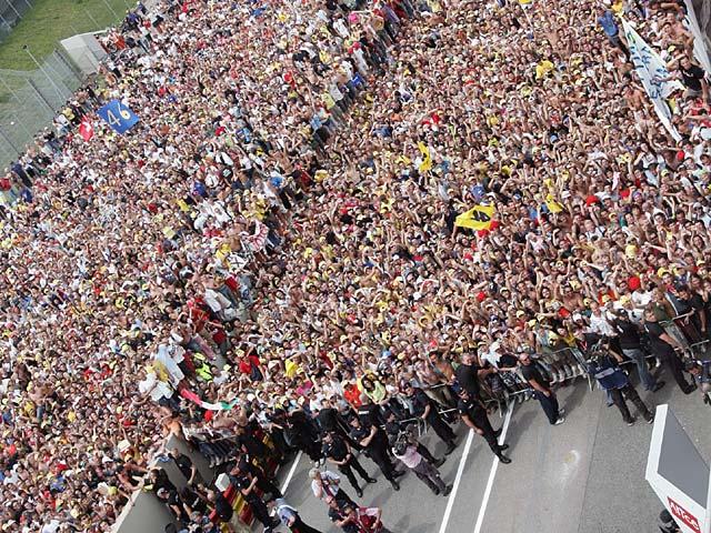 Te llevamos al GP de Italia