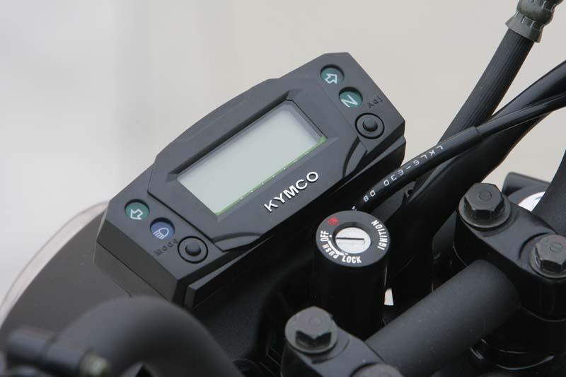 KYMCO K Pipe 125i