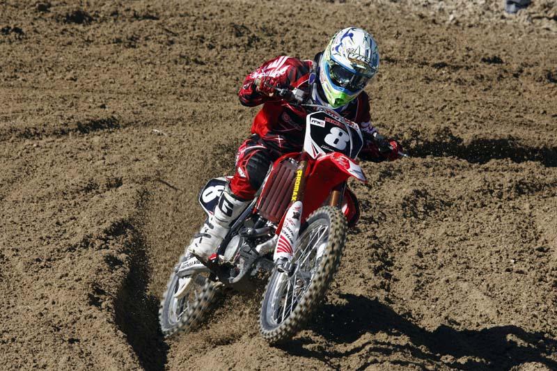 Equipo de Motocross Javier Garcia Vico