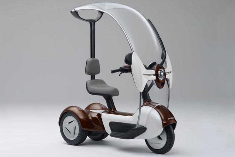 Honda E Canopy