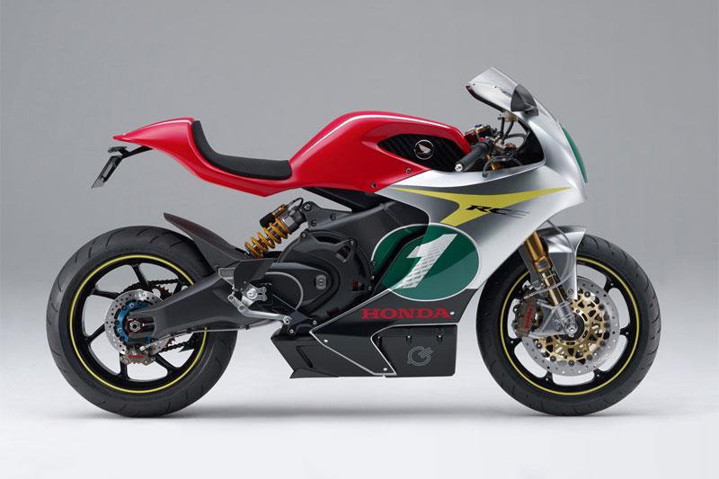 Honda RC E