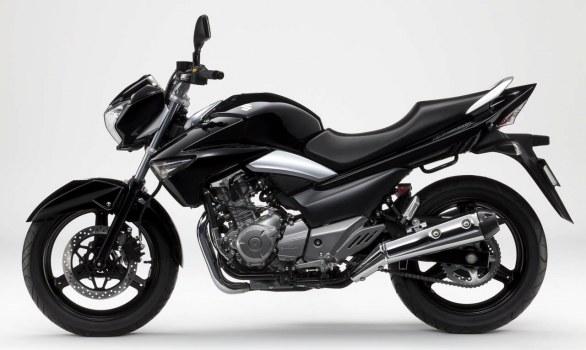 Galería de fotos de la Suzuki Inazuma 250