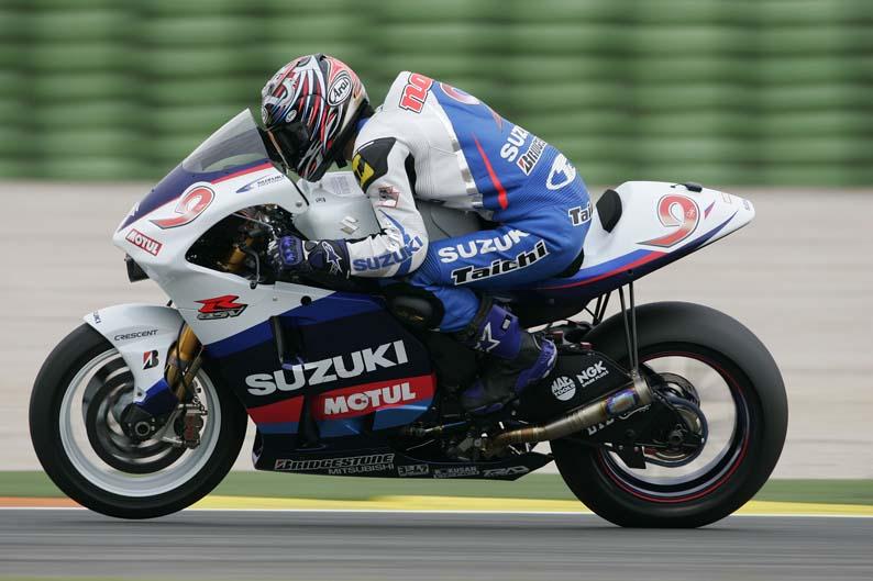 La Historia De Suzuki En El Mundial De Motogp Motogp
